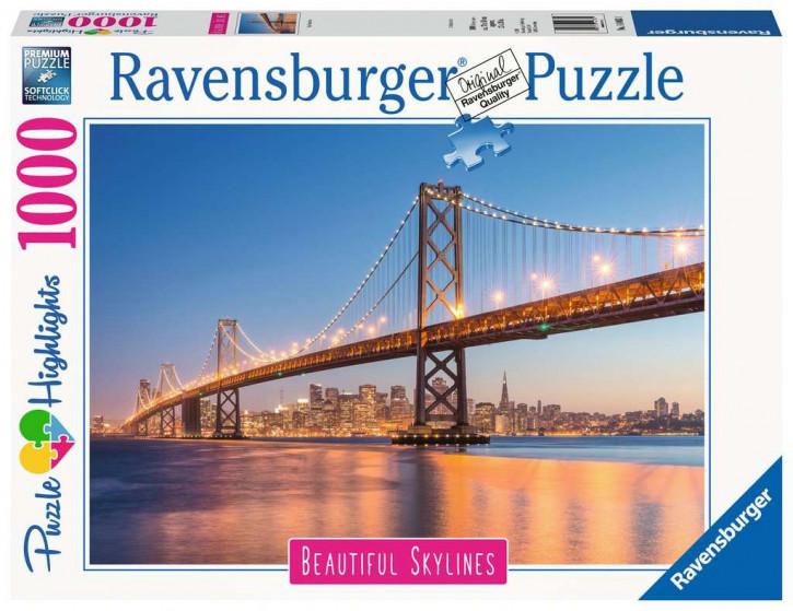 Puzzle 1000 Teile San Francisco