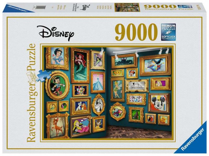 Puzzle 9000 Teile Disney Museum