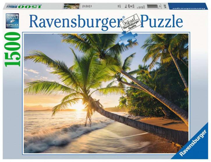 Puzzle 1500 Teile Strandgeheimnis