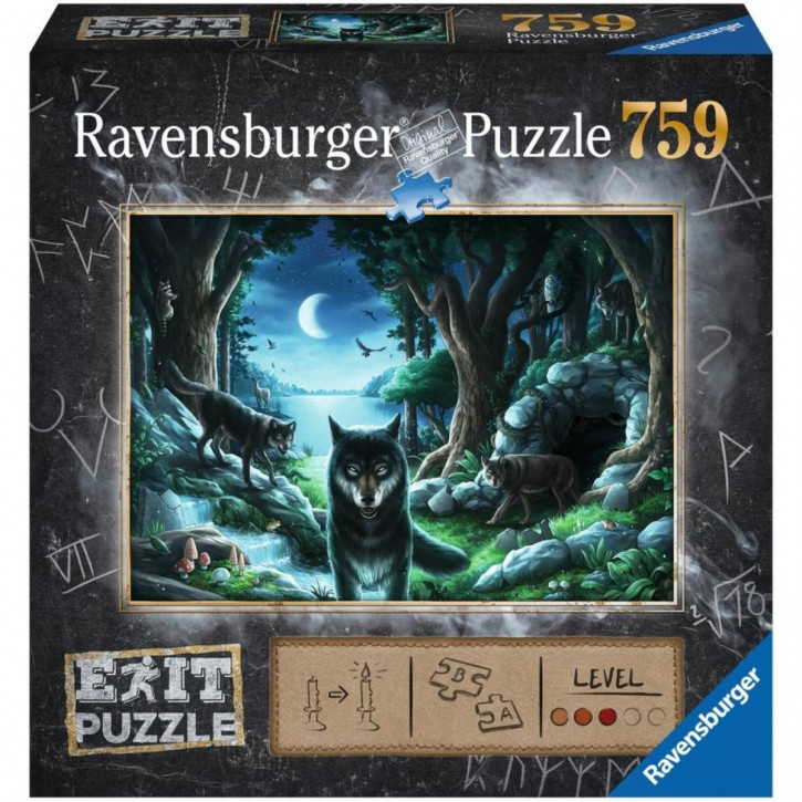 Puzzle 759 Exit 7: Wolf