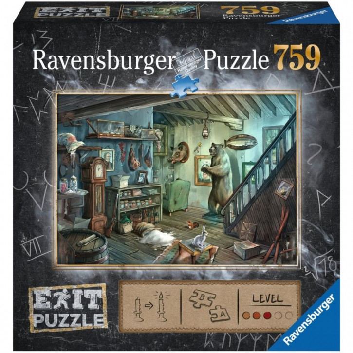 Puzzle 759 Exit 8: Gruselkeller