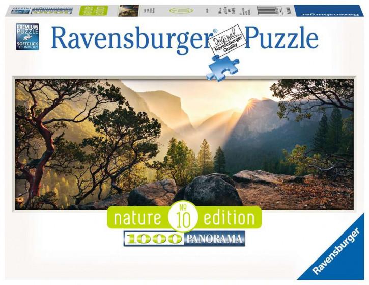 Puzzle 1000 Teile Yosemite Park