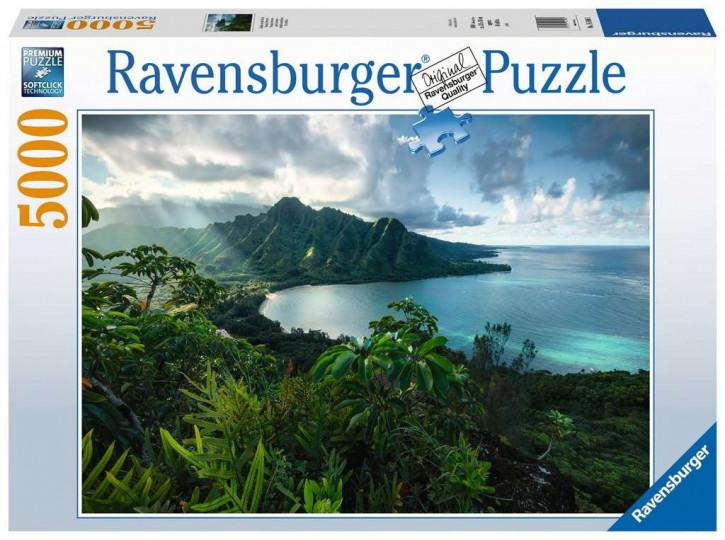 Puzzle 5000 Teile Atemberaubendes Hawaii