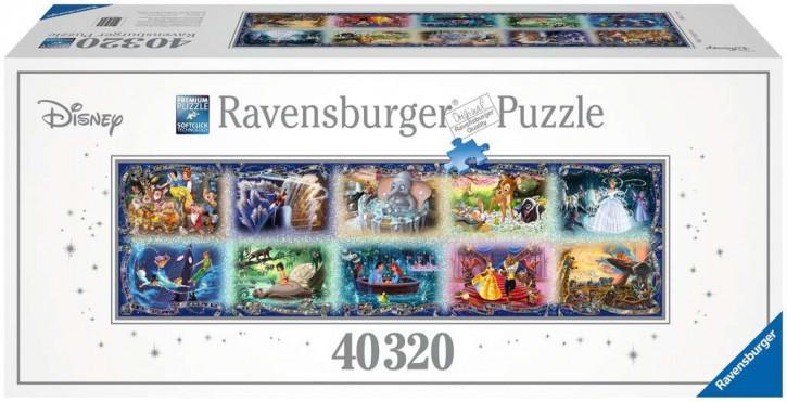 Puzzle 40320 Teile Disney Unvergessliche Disney Momente