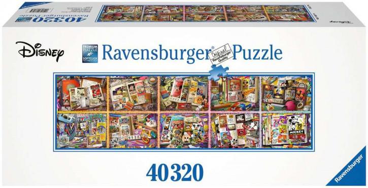 Puzzle 40320 Teile Disney Mickey`s 90. Geburtstag