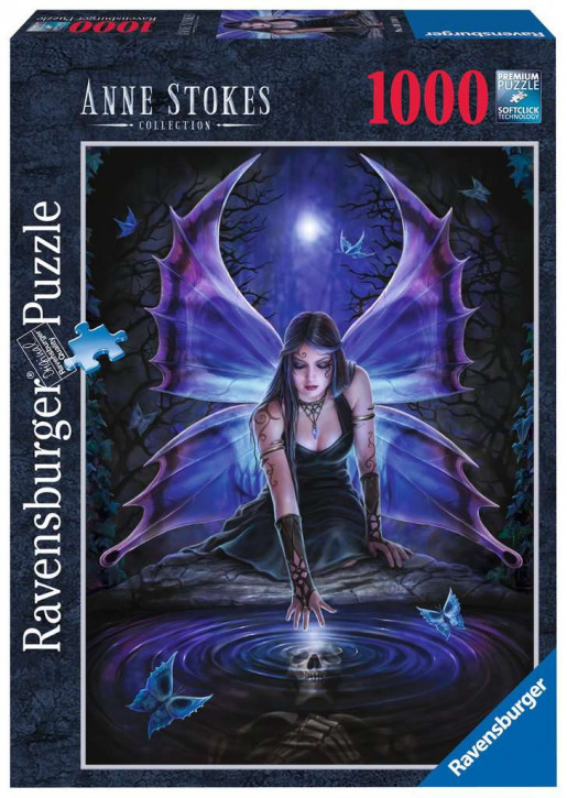Puzzle 1000 Teile Anne Stokes: Sehnsucht
