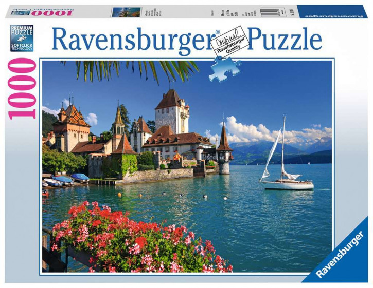 Puzzle 1000 Teile Am Thunersee, Bern