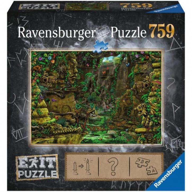 Puzzle 759 Teile EXIT Tempel in Angkor Wat