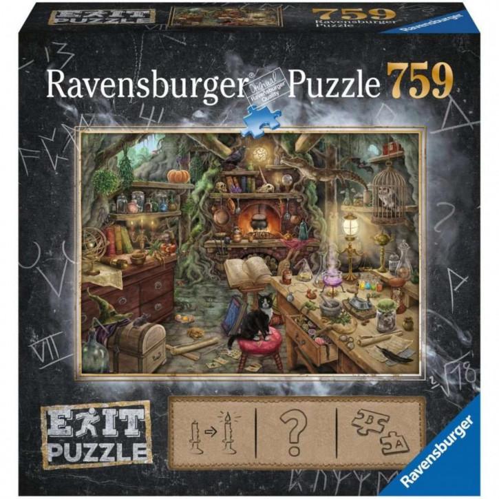 Puzzle 759 Teile EXIT Hexenküche