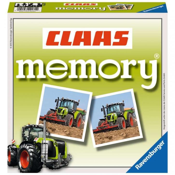Spiel CLA: Claas memory®