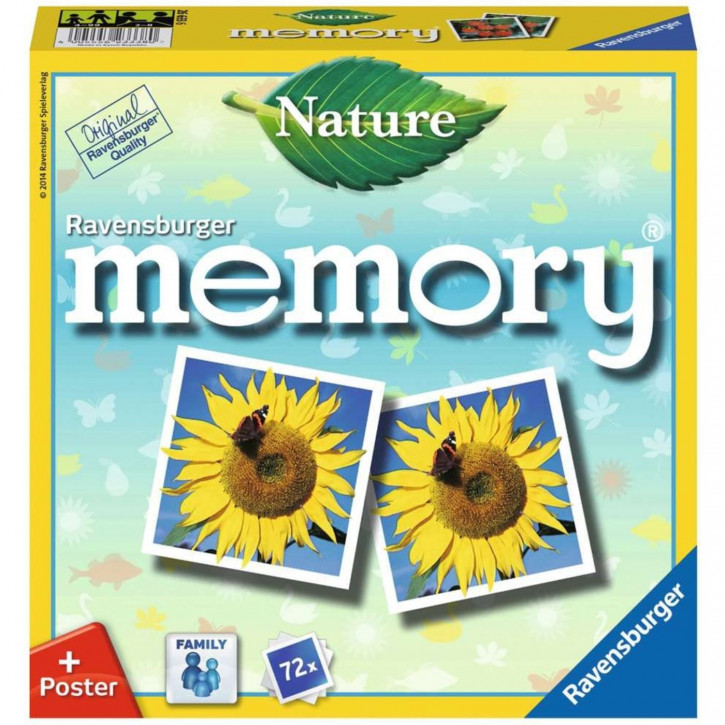 Spiel Nature memory®