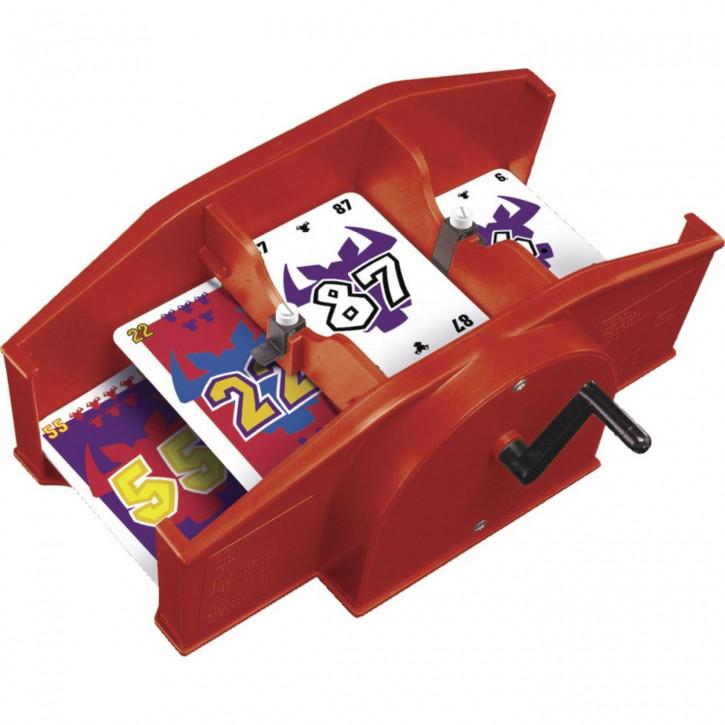 Kartenmischmaschine (Rot)