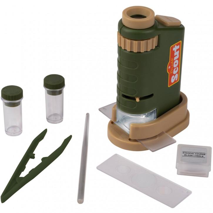 SCOUT mini Mikroskop-Set