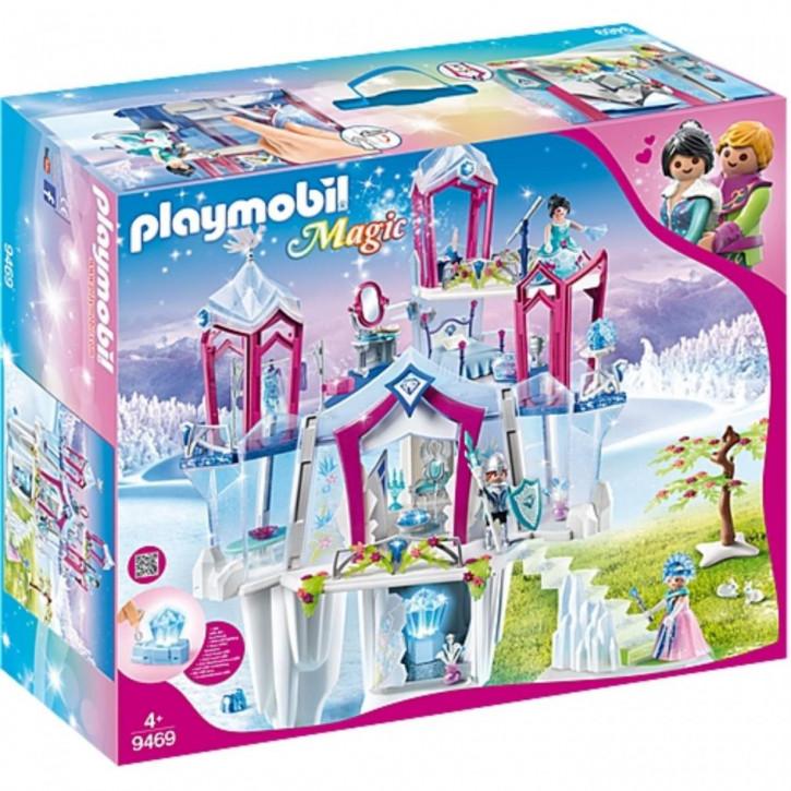 Playmobil magic Funkelnder Kristallpalast 9469
