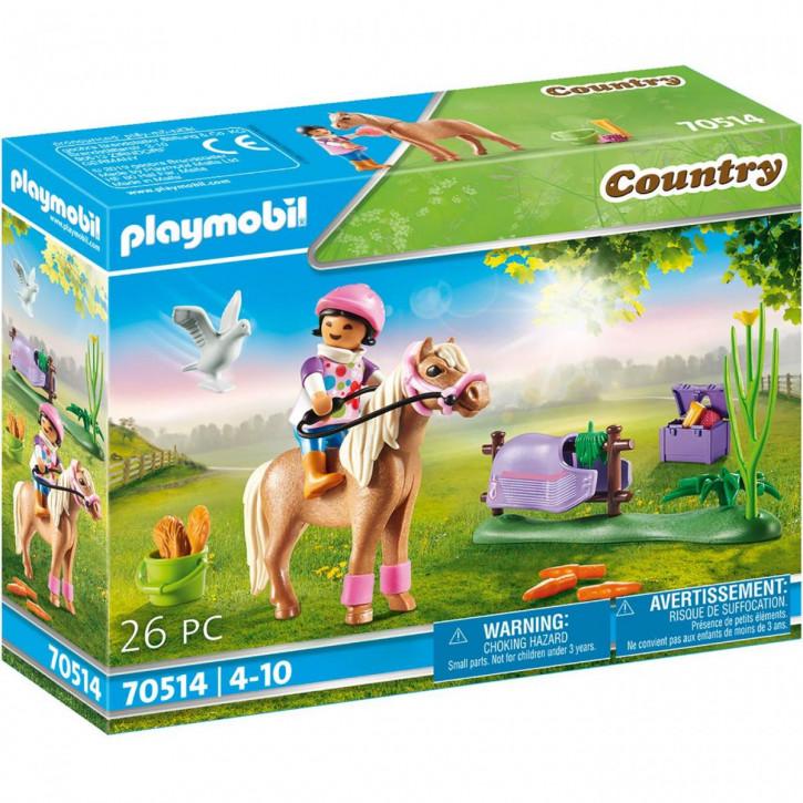"""Playmobil 70514 Sammelpony """"Isländer"""""""