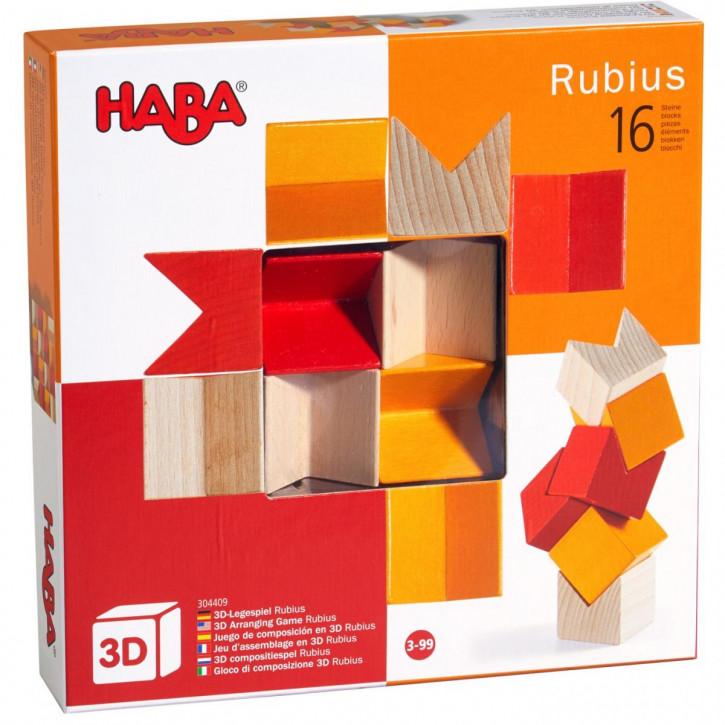 3D-Legespiel Rubius