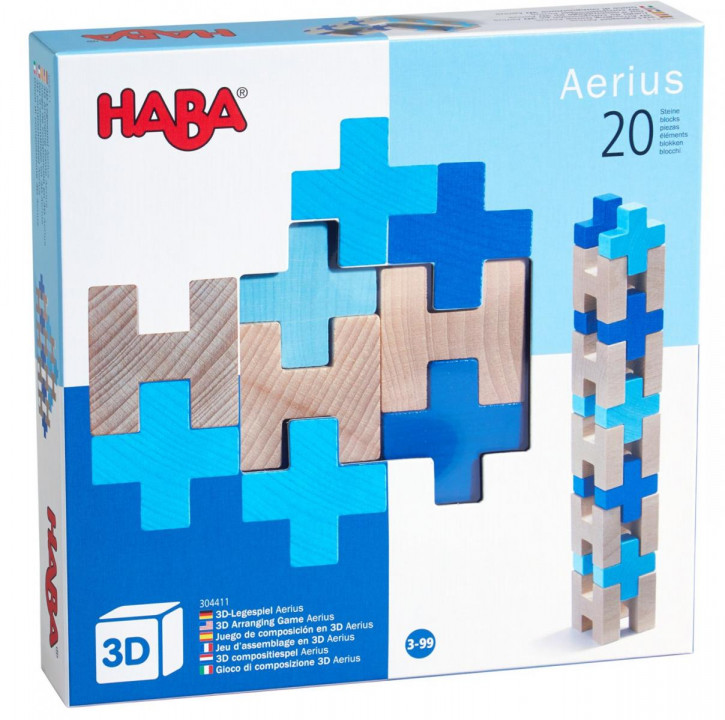 3D-Legespiel Aerius