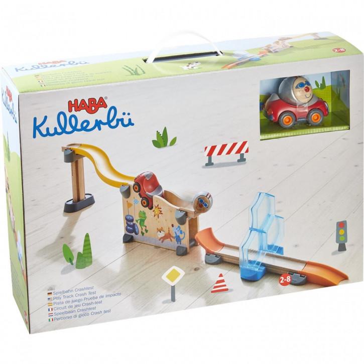 Kullerbü – Spielbahn Crashtest