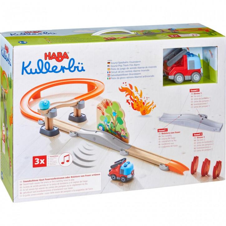 Kullerbü – Sound-Spielbahn Feueralarm