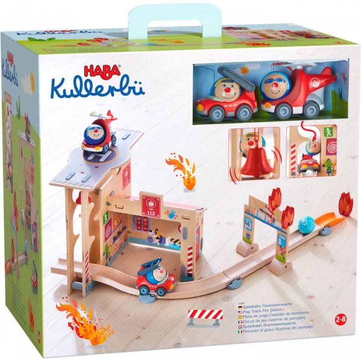 Kullerbü – Spielbahn Feuerwehrwache