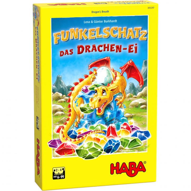 Funkelschatz – Das Drachen-Ei