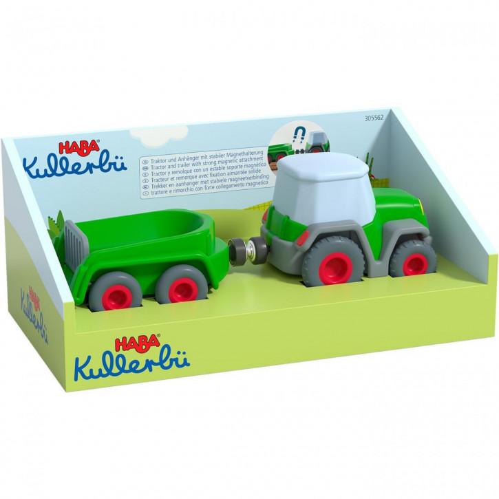 Kullerbü – Traktor mit Anhänger