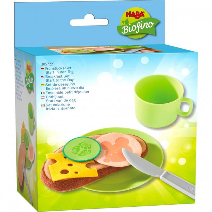 Frühstücks-Set Start in den Tag