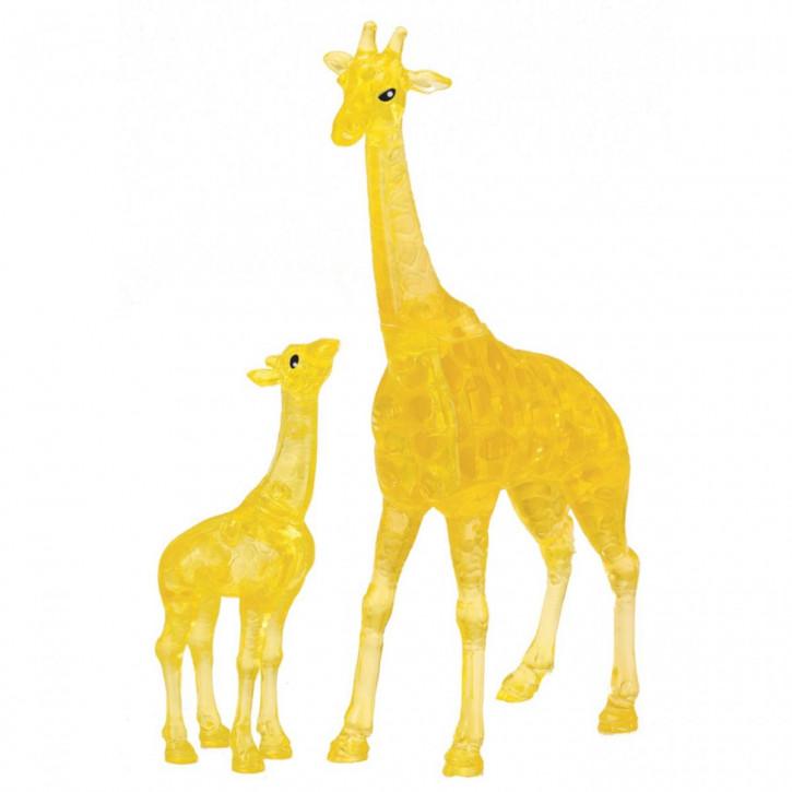 Crystal Puzzle - Giraffenpaar (38 Teile)