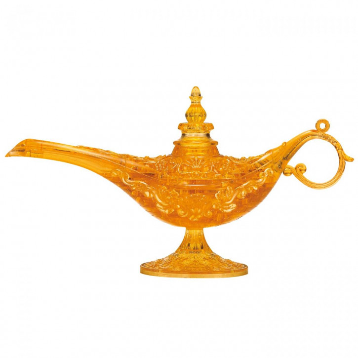 Crystal Puzzle - Aladins Wunderlampe (34 Teile)
