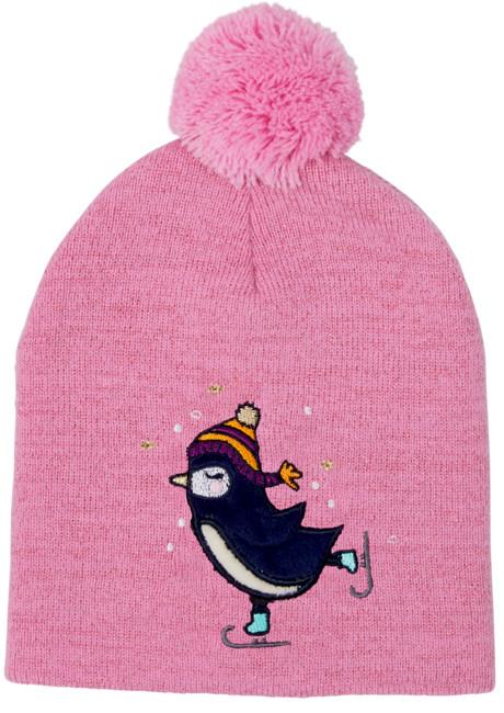 Mütze Pinguin Fröhliche Weihnachten!