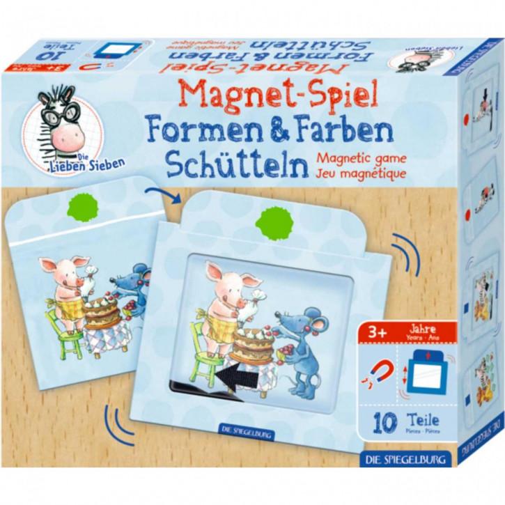 Magnetspiel Formen & Farben SchüttelnDie