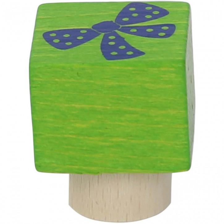 Stecker Päckchen einzeln, 3-farbig sorti