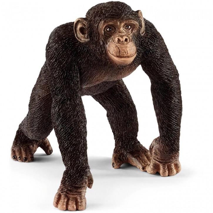 Schleich 14817 Schimpanse Männchen