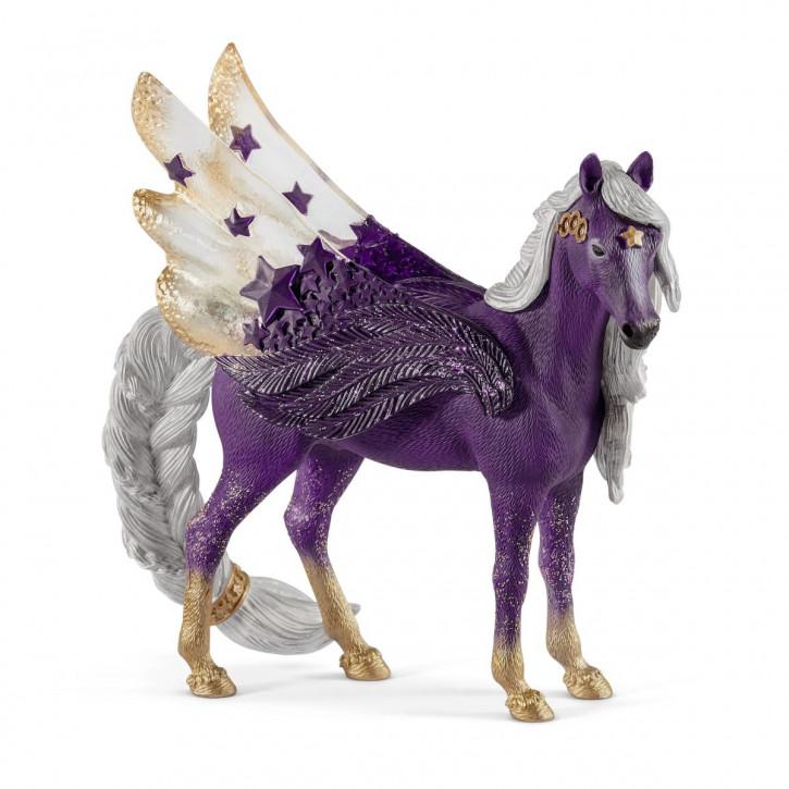 Schleich 70579 Sternen-Pegasus, Stute