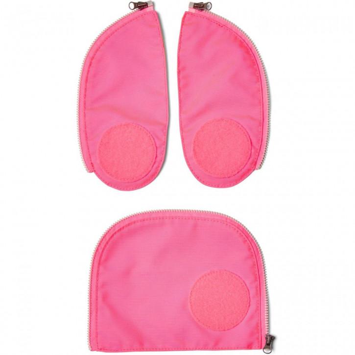 ergobag Zip-Set Reflektor Pink