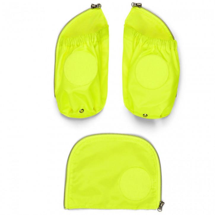 ergobag Zip-Set Seitentaschen Gelb