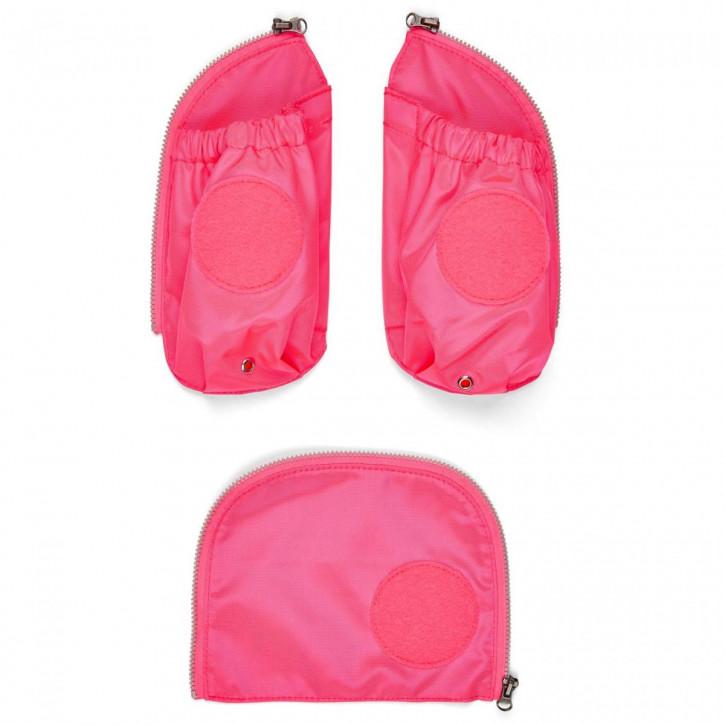 ergobag Zip-Set Seitentaschen Pink