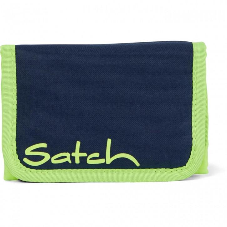 satch Portmonee Toxic Yellow