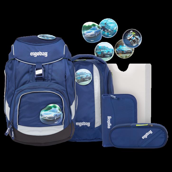 ergobag pack-Set BlauchlichtBär