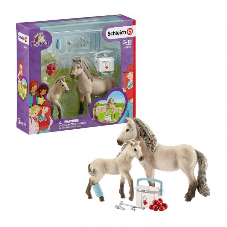 Schleich Horse Club Hannahs Erste-Hilfe-