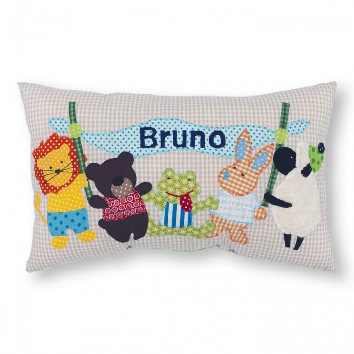 crêpes suzette Namenskissen Bruno