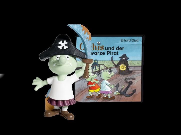 Tonie Die Olchis - Die Olchis und der schwarze Pirat