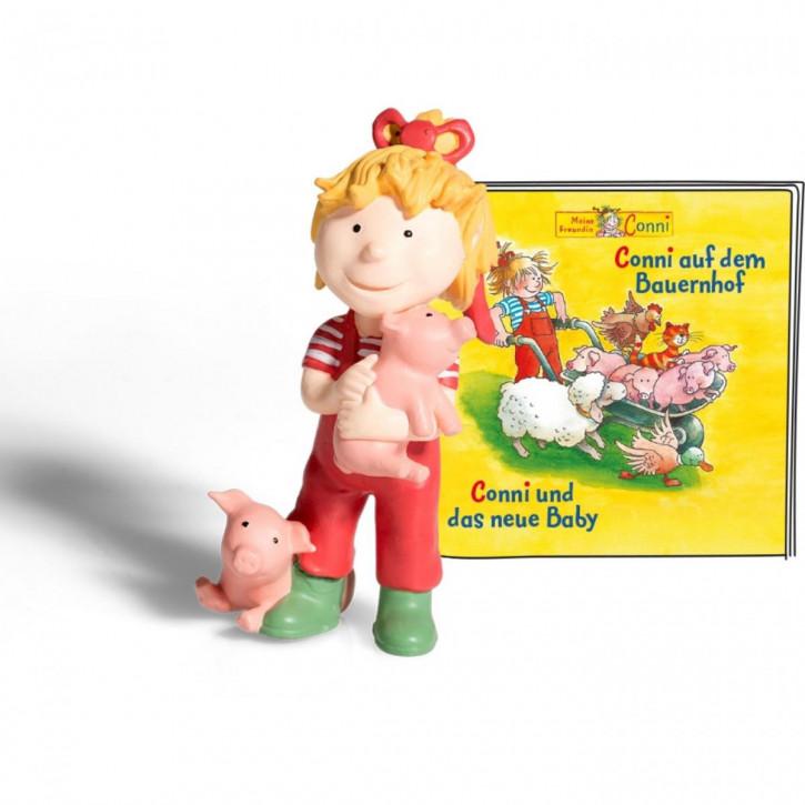 Tonie Conni auf dem Bauernhof/Conni und das neue Baby