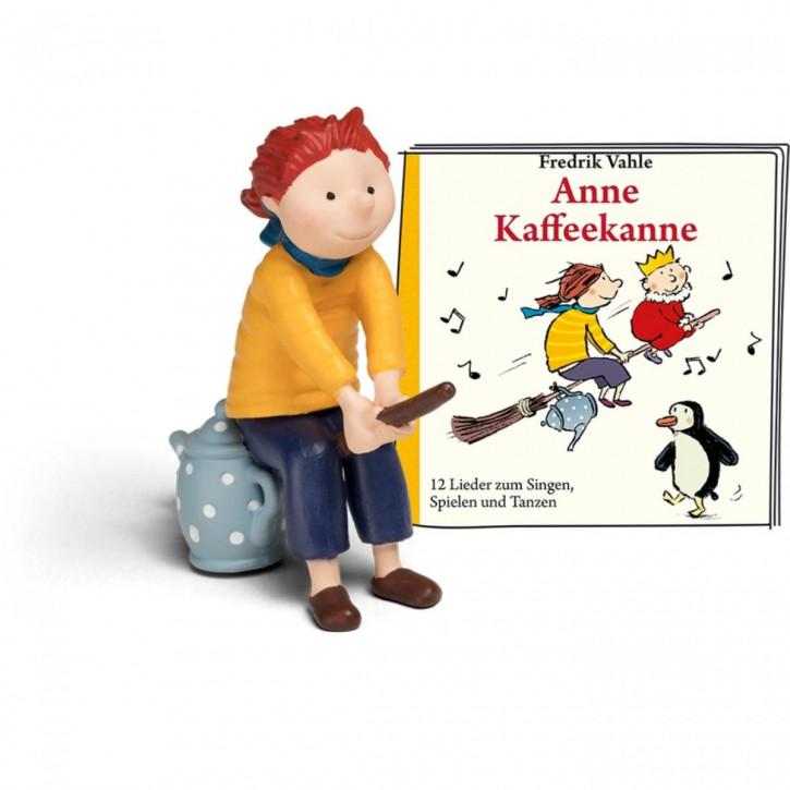 Tonie Anne Kaffeekanne - 12 Lieder zum Singen, Spielen und Tanzen