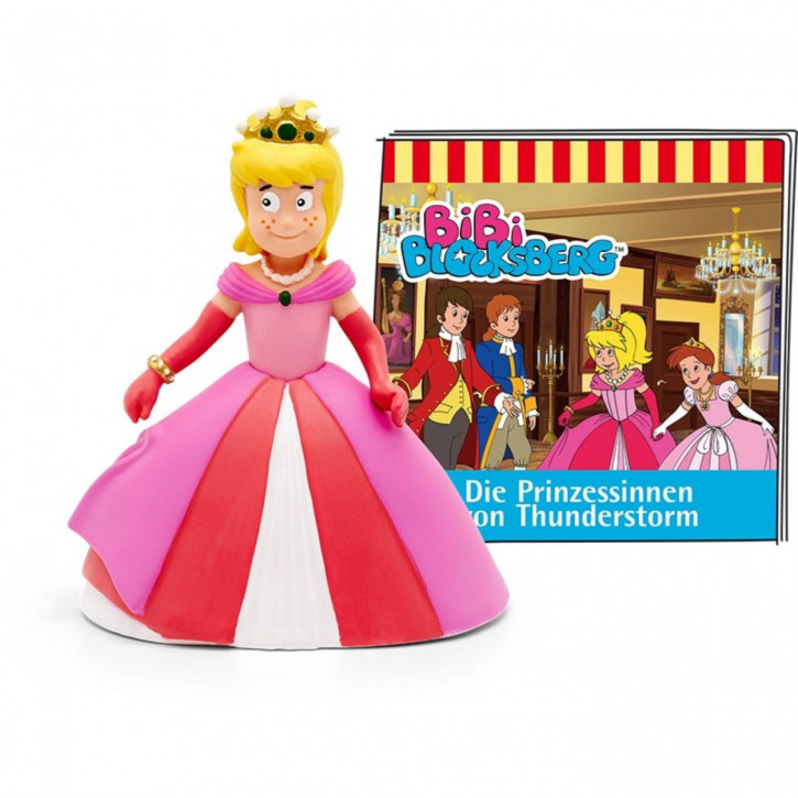 Tonie Bibi Blocksberg - Prinzessinnen von Thunderstorm
