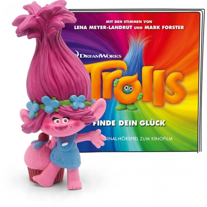 Tonie Trolls - Finde dein Glück