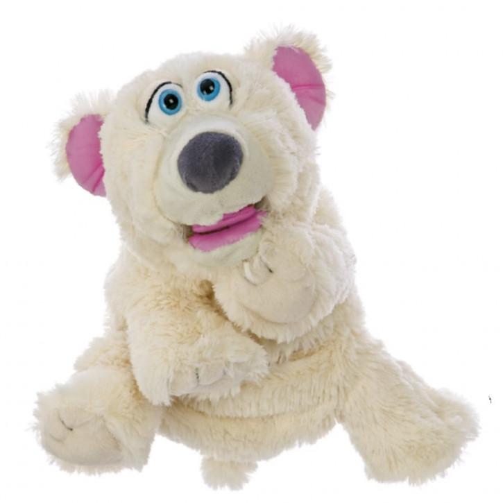 Handspieltier Eisbär