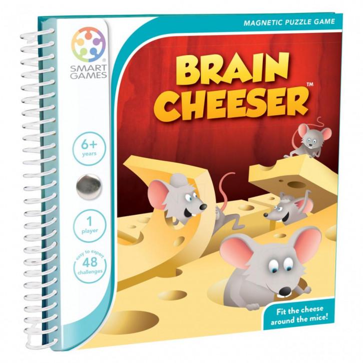 Brain Cheeser - Ein Schmaus für die Maus - Magnetische Reisespiele