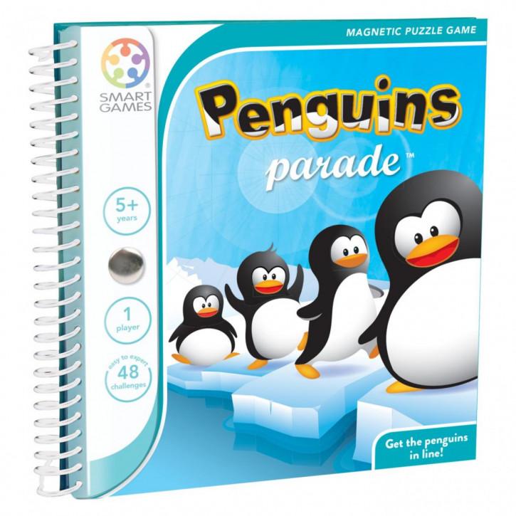 Pinguin Parade - Magnetisches Reisespiel