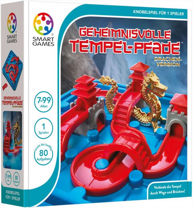 Geheimnisvolle Tempel-Pfade Drachen-Version
